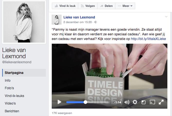lieke van lexmond facebook